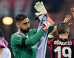 'AC Milan trekt zich terug na salariseis van 10 miljoen euro'