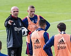 """""""Dan zie je spelers van Ajax ook echt verrast opkijken"""""""