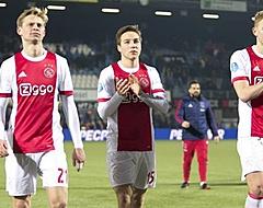 """""""Bij Ajax kijken ze uit naar Feyenoord-PSV"""""""