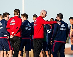 """Ajax-routinier heeft moeite met beperkte rol: """"Ik dacht dat ik er al was"""""""