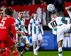 Onmachtig Twente en Groningen eindigen doelpuntloos in Enschede