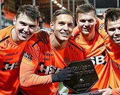 🎥 Feest in kleedkamer FC Volendam na binnenslepen periodetitel