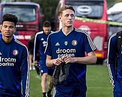 'Ik moet me niet blindstaren op Feyenoord'