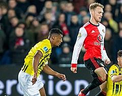 Feyenoord-fans ergeren zich rot aan eigen ploeg