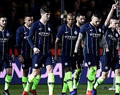 Kleinduimpje Newport County maakt het Manchester City nog best lastig