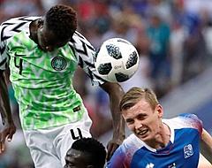 Nigeria-IJsland leidt tot discussie: 'Wát een verschrikking'