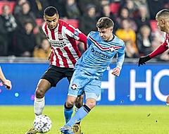 'PSV strikt Willem II als oefenpartner voor FOX'