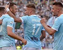 Lazio-verdediger voor meerdere duels geschorst na 'Suarez-actie'