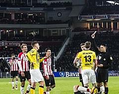 Rode kaart Seuntjens leidt ruime overwinning PSV in