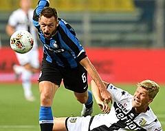 Internazionale geeft voetballes aan kansloze hekkensluiter