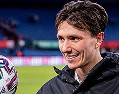 """Berghuis: """"PSV? Ik heb vooral met Feyenoord gesproken"""""""