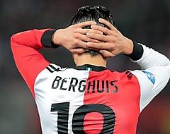 'Berghuis maakt er een zooitje van: fans PSV én Feyenoord kotsen hem nu uit'