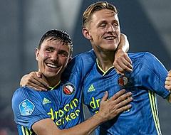Berghuis verblijdt Feyenoord-fans met geweldig nieuws