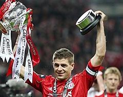 'Steven Gerrard wordt binnenkort hoofdtrainer'