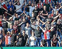 Steun voor Feyenoord-fans: 'Op foto's vertekent het vaak en lijkt het erger'