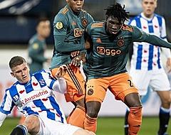 Traoré spreekt Ajax-ambitie uit: 'Tadic geen echte spits'