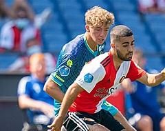 Feyenoord al na 22 minuten klaar met Sparta