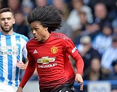 'Tahith Chong krijgt transfernieuws van Manchester United'