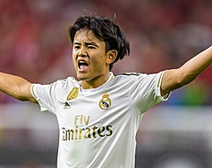 'Real Madrid stalt aankoop bij promovendus'