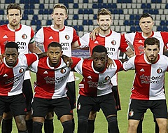 "Geloof in plek drie: ""Niet zo moeilijk voor Feyenoord"""