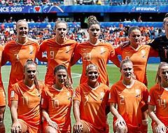 Nederlandse journalist betrapt op 'spioneren' vanuit wasruimte op WK Vrouwen