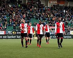 """Feyenoorder verliest plek mogelijk: """"Evaluatie in de winterstop"""""""
