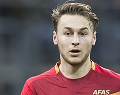 AZ-talent durft te dromen: 'Kijk naar Guus Til'