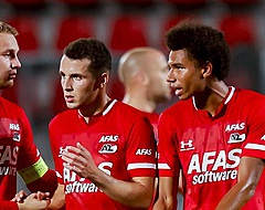 'AZ incasseert gevoelige tik in strijd met Ajax'