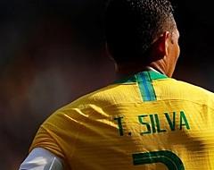 'Thiago Silva aast op sensationele terugkeer'