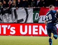 """Heerenveen bevestigt interesse in Vitesse-aanvaller: """"Heel druk mee"""""""