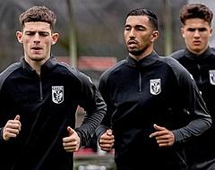 """Vitesse-spits laat zich zien: """"Ik moet de nummer één zijn"""""""