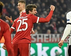 Bayern dendert over tienkoppig Besiktas heen en lijkt al halve finalist
