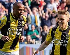 Mogelijke transfer zorgde voor reserverol Serero bij Vitesse
