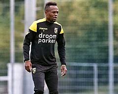 Vitesse-duo ontbreekt op trainingsveld en is op weg naar de uitgang