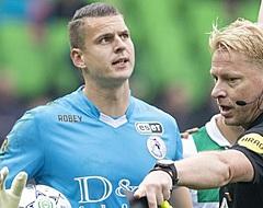 Sparta-goalie Coremans reageert op bizarre kopstoot tegen Groningen