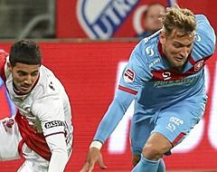 'Vergeten' Twente-speler dichtbij rentree: 'Heb er een paar jaar mee gelopen'