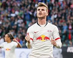 Leipzig steviger aan kop door doelpuntenmachine Werner