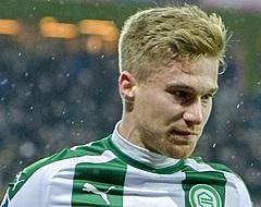 """FC Groningen leeft mee met spits: """"Buitengewoon sneu"""""""