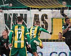 ADO en Groningen lopen rood aan in duel zonder winnaar