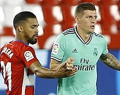 Real Madrid bijna landskampioen na benauwde zege