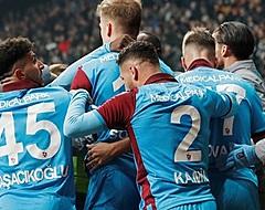 UEFA sluit Trabzonspor voor een seizoen Europees uit