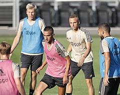Training Ajax voorspelt: één twijfelgeval sowieso in de basis
