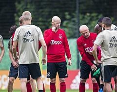 'Geblesseerde Ajacied móét meedoen tegen Benfica'