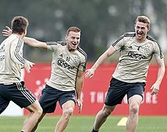 'Ajax kondigt binnen 24 uur recordtransfer aan'