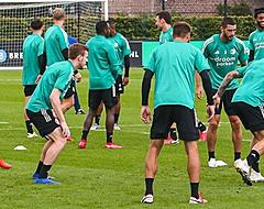 """Feyenoorders kijken ogen uit op training: """"Ongelooflijk goed"""""""