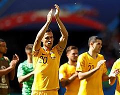 Australië naar kwartfinale Azië Cup ondanks misser Behich
