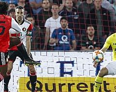Van Persie lijkt derde plek Feyenoord veilig te stellen
