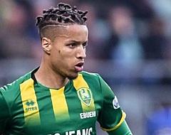 'Tyronne Ebuehi aan de vooravond van terugkeer in Eredivisie'