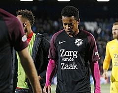 Ontevreden Emanuelson denkt aan vertrek bij FC Utrecht