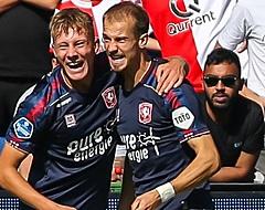 Oud-Ajacieden schieten Twente naar overwinning